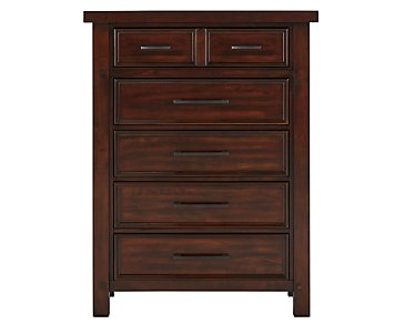 Napa Dark Tone Youth Drawer Chest