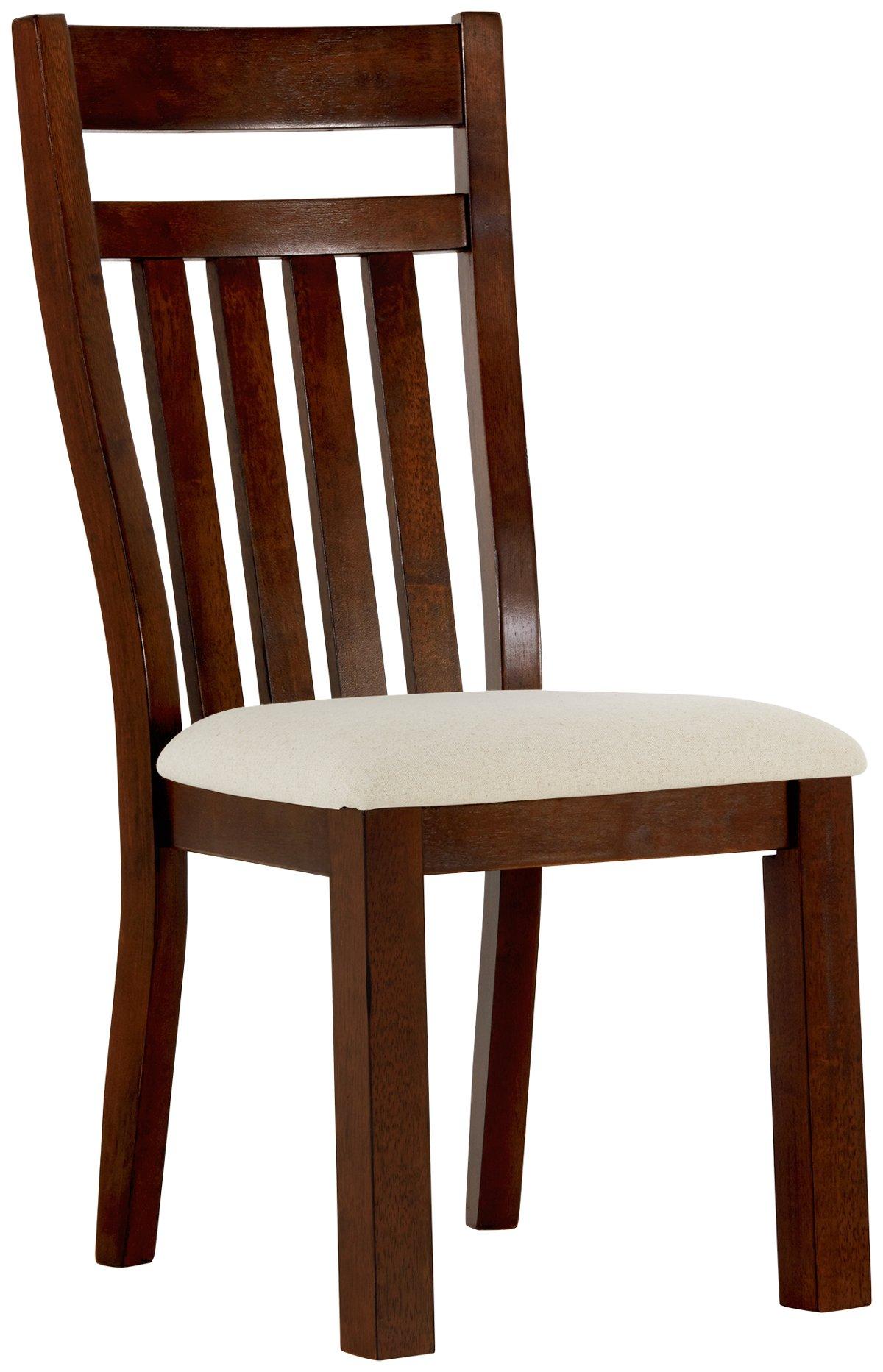 Napa Dark Tone Wood Wood Side Chair
