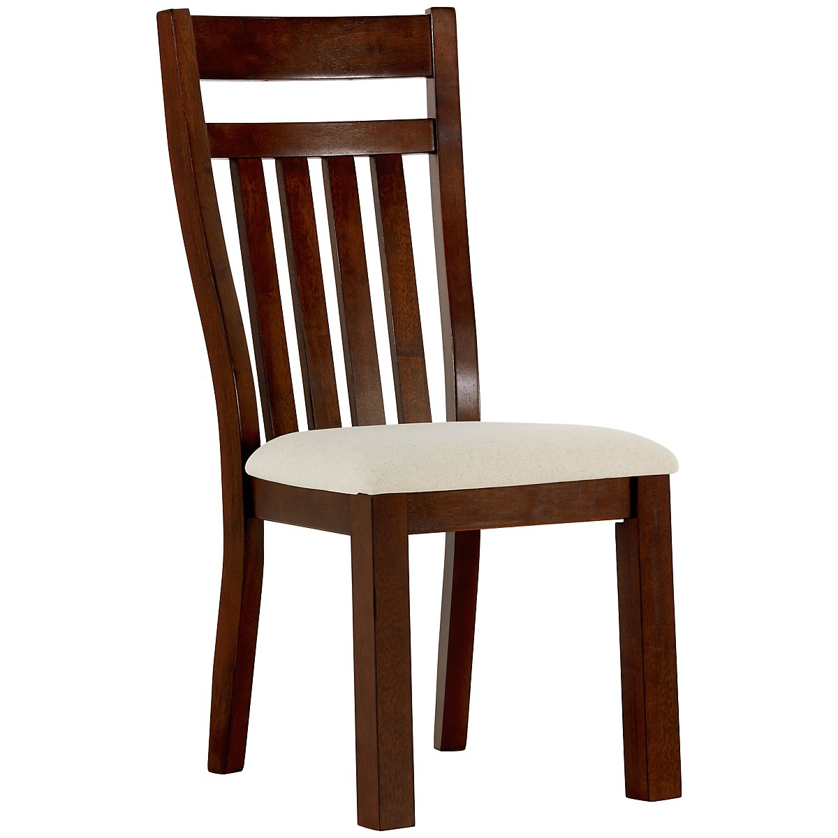 Napa Dark Tone Wood Side Chair
