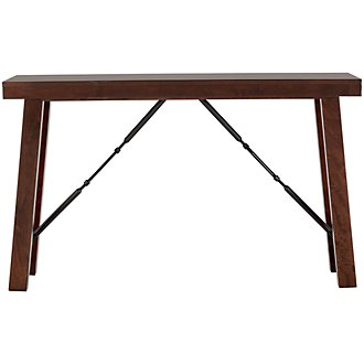 Napa Dark Tone Sofa Table