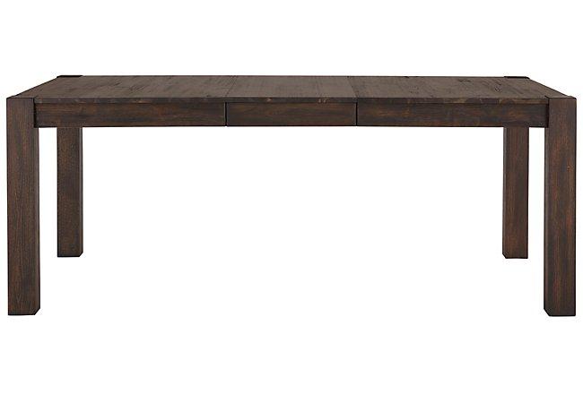 Holden Dark Tone Wood Rectangular Table