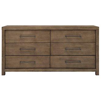 Mirabelle Light Tone Dresser