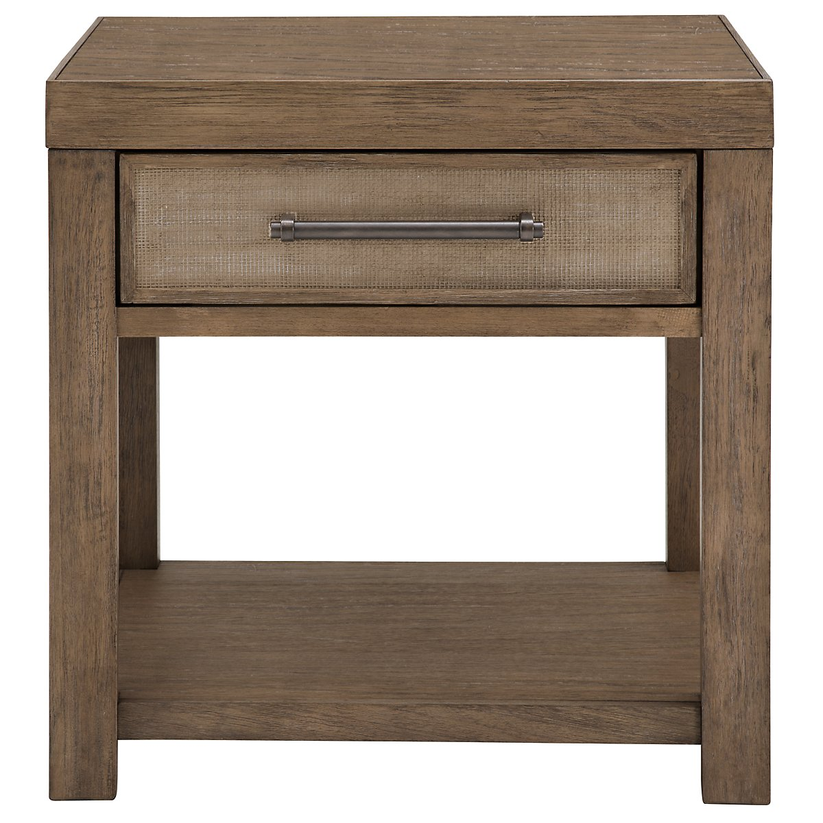 Mirabelle Light Tone End Table