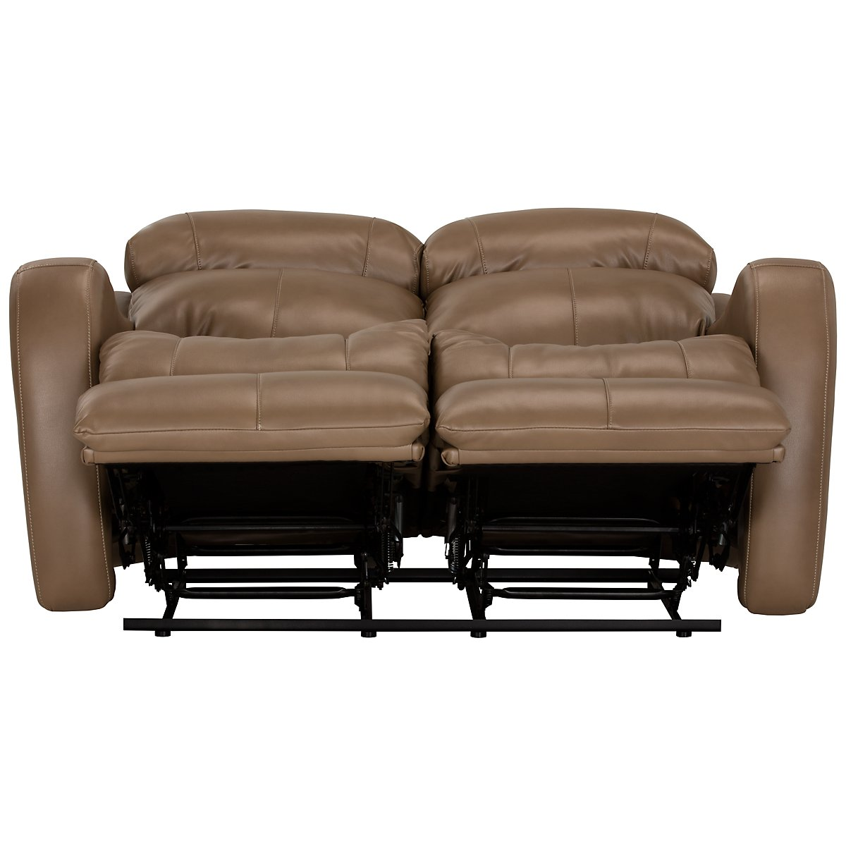 rcwilley legacy loveseat room view reclining living jsp microfiber sofa furniture groups power chocolate brown