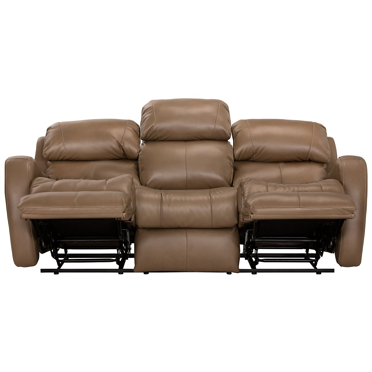 Brown Reclining Sofa Christmas Savings On Veneto Brown