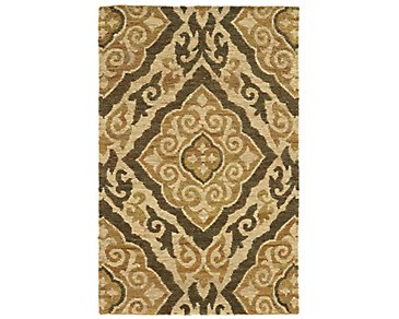 Valencia Green 8X10 Area Rug
