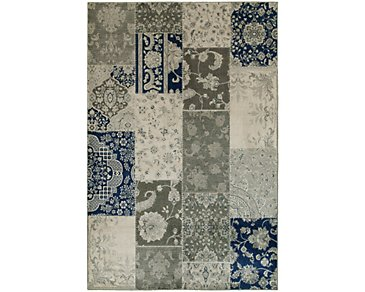 Richmond Multicolored 8X11 Area Rug