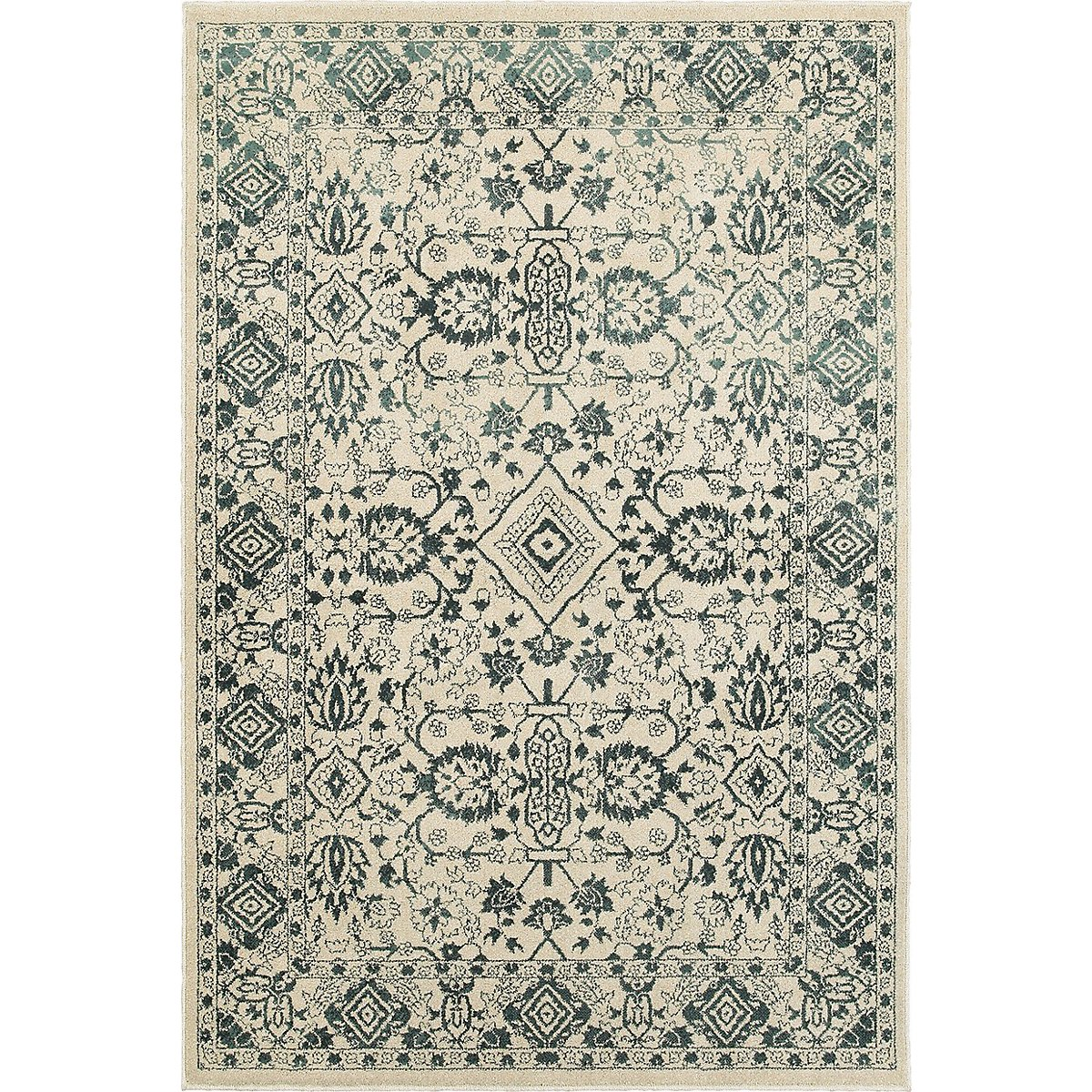 Jayden Dark Blue 8X11 Area Rug