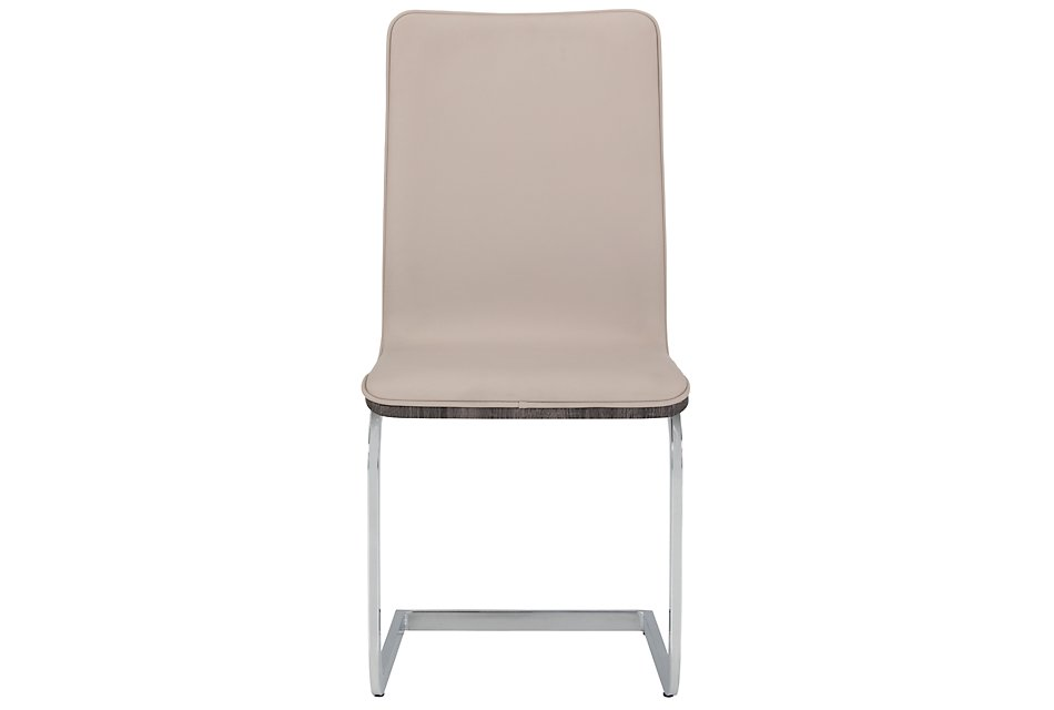 Kendall Beige Upholstered Upholstered Side Chair