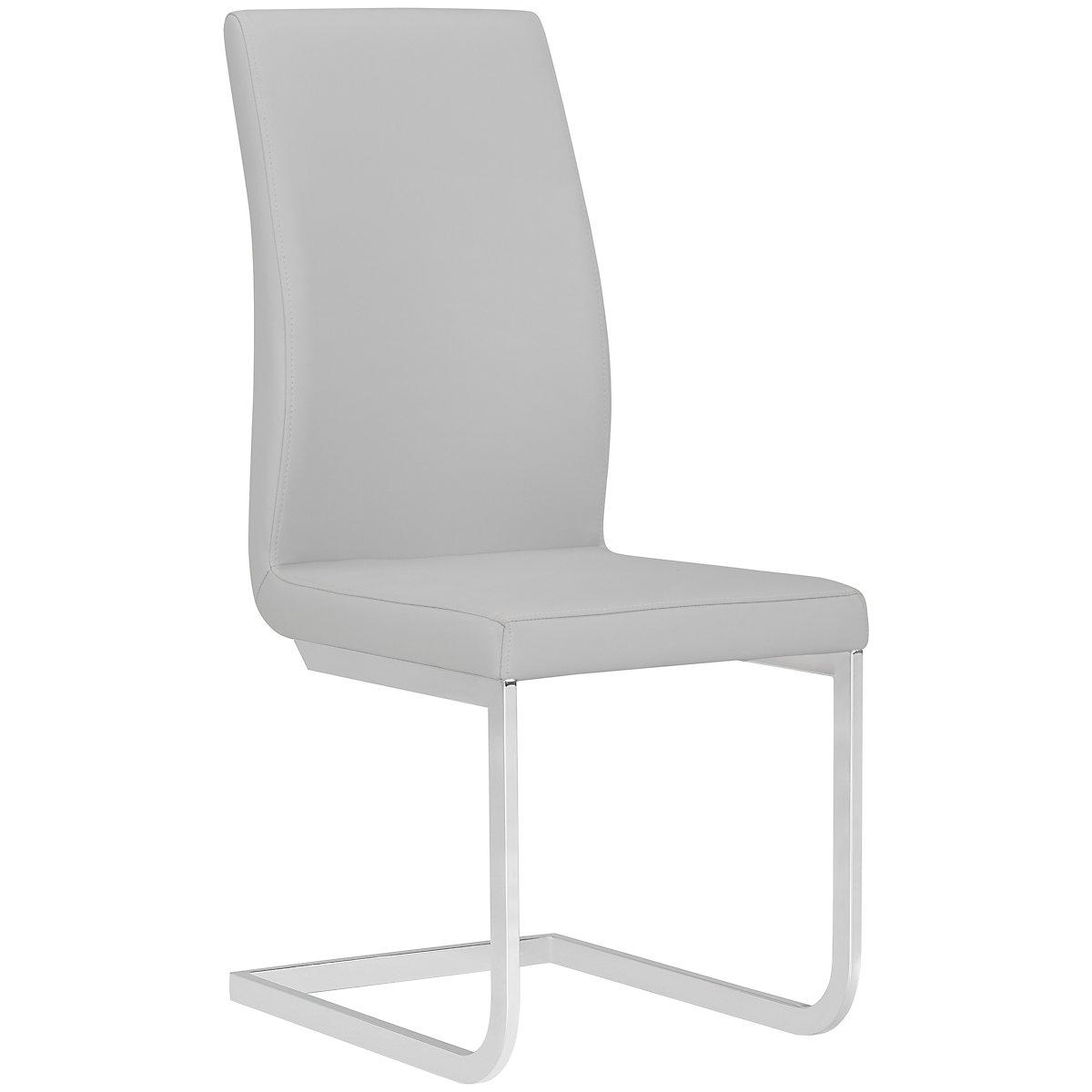 Axel Light Gray Upholstered Upholstered Side Chair
