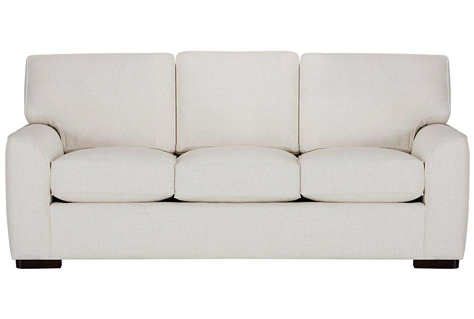 Incredible Austin White Fabric Sofa Living Room Sofas City Furniture Machost Co Dining Chair Design Ideas Machostcouk