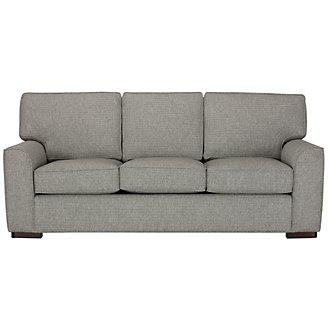 Austin Gray Fabric Sofa