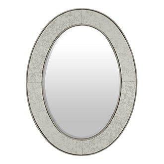 Clara Silver Mirror