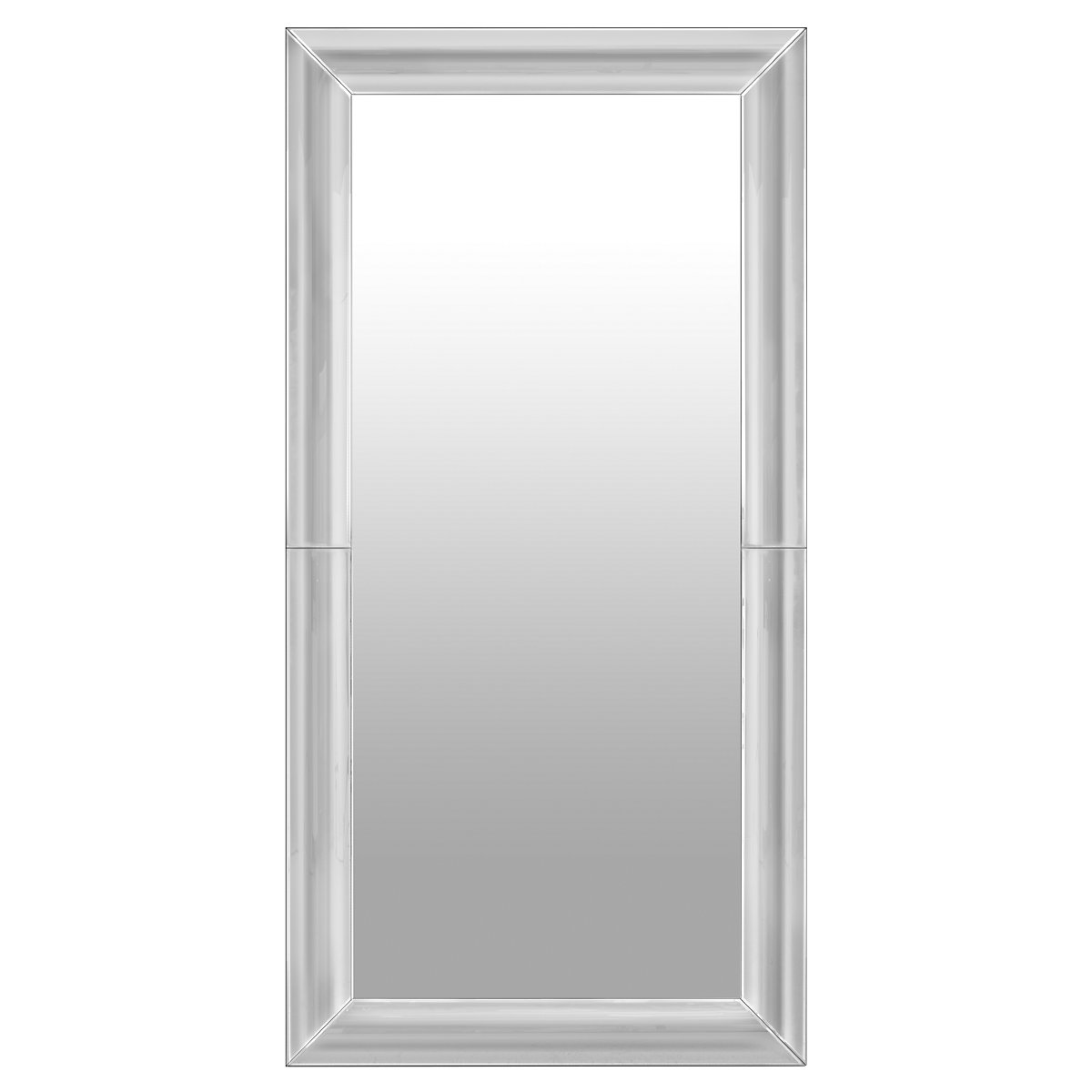 Amarie Silver Floor Mirror