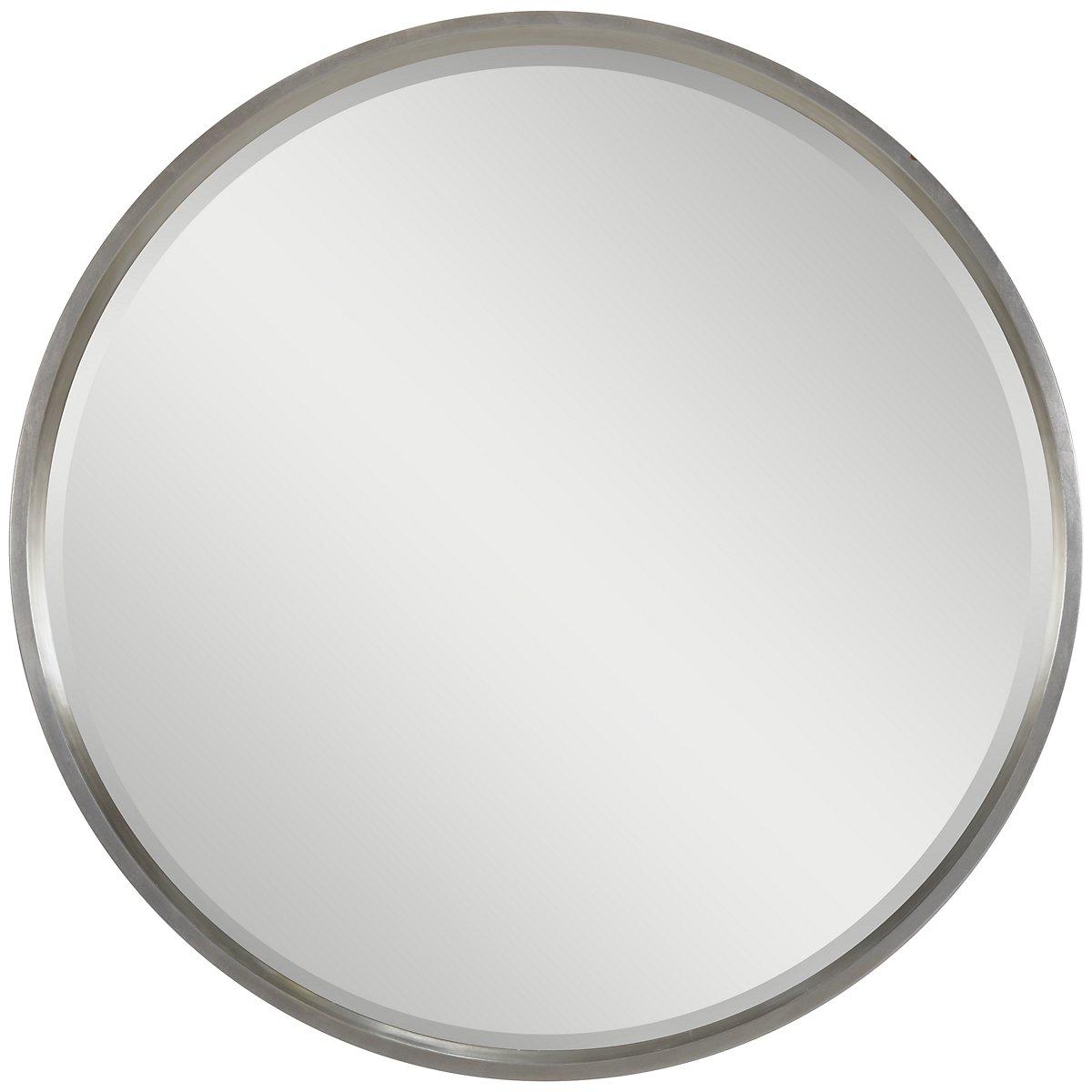 Jonah Silver Mirror