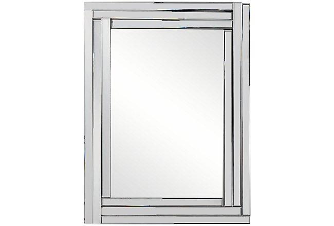 Elias Silver Mirror