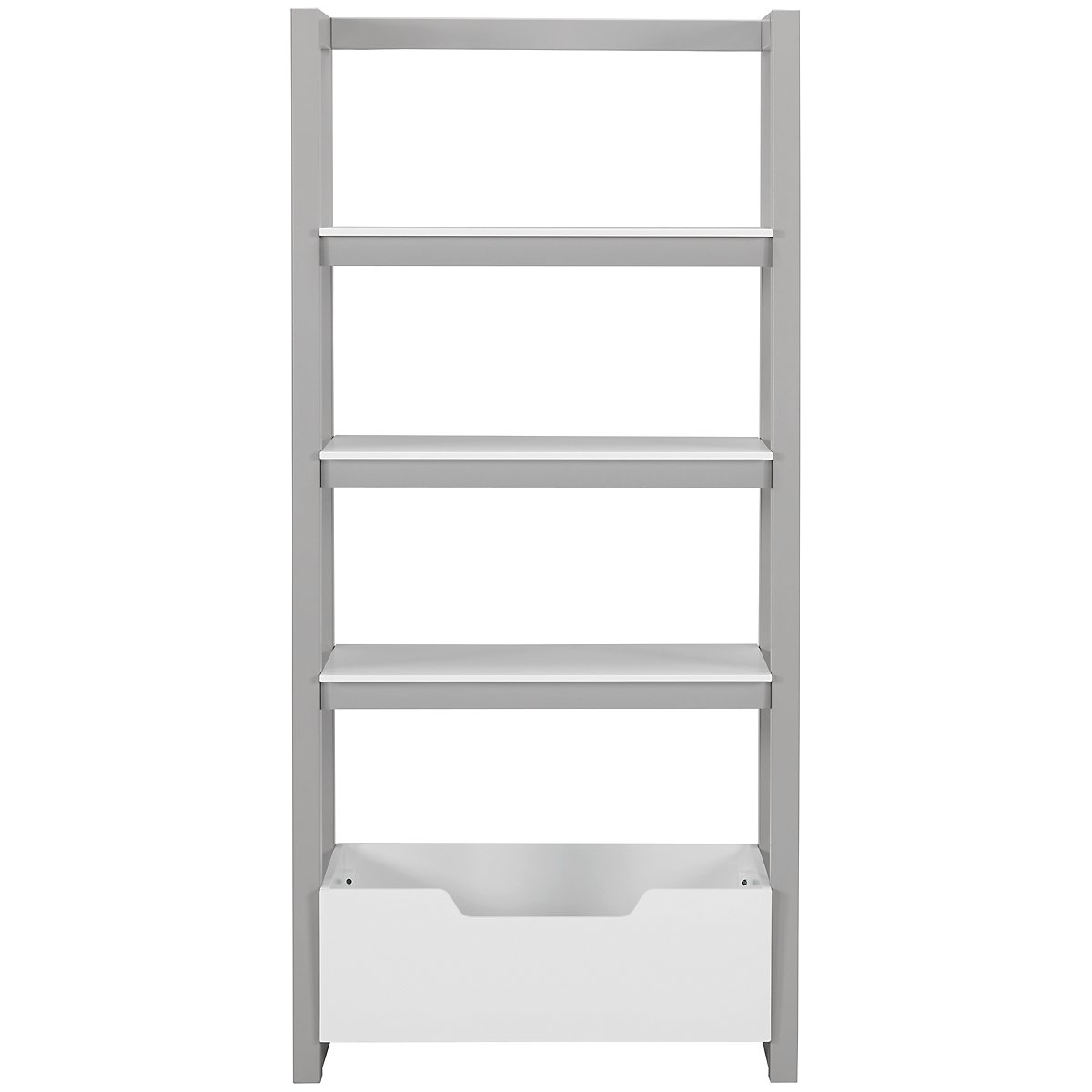 Gateway Two-Tone Ladder Shelf