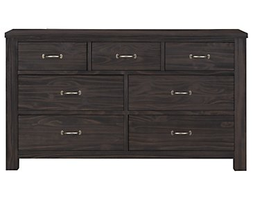 Highlands Dark Tone Dresser