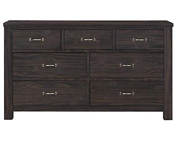 Highlands Dark Tone Dresser