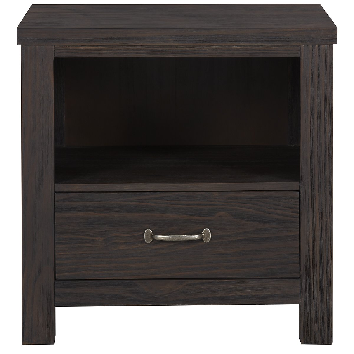 Highlands Dark Tone Nightstand