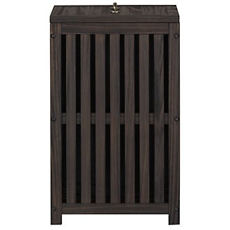 Highlands Dark Tone Clothes Hamper