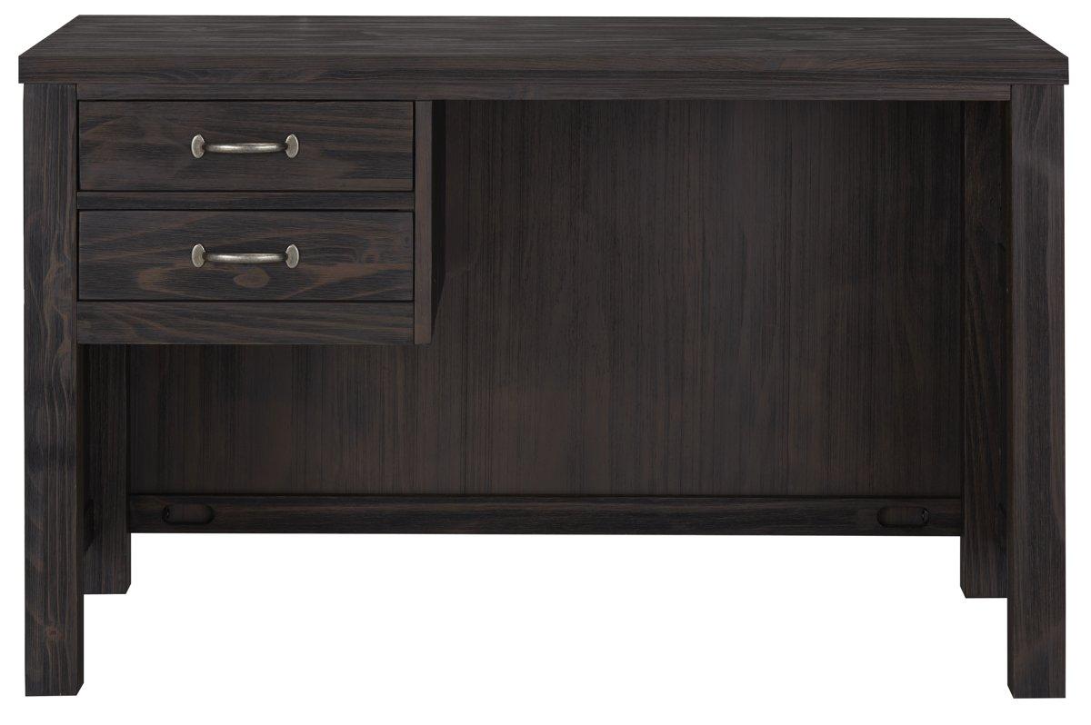 Highlands Dark Tone Wood Desk