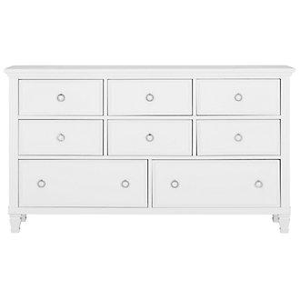 Tamara White Dresser