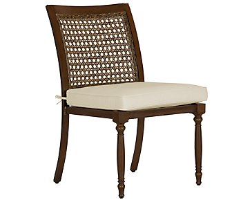 Tradewinds Dark Tone Side Chair