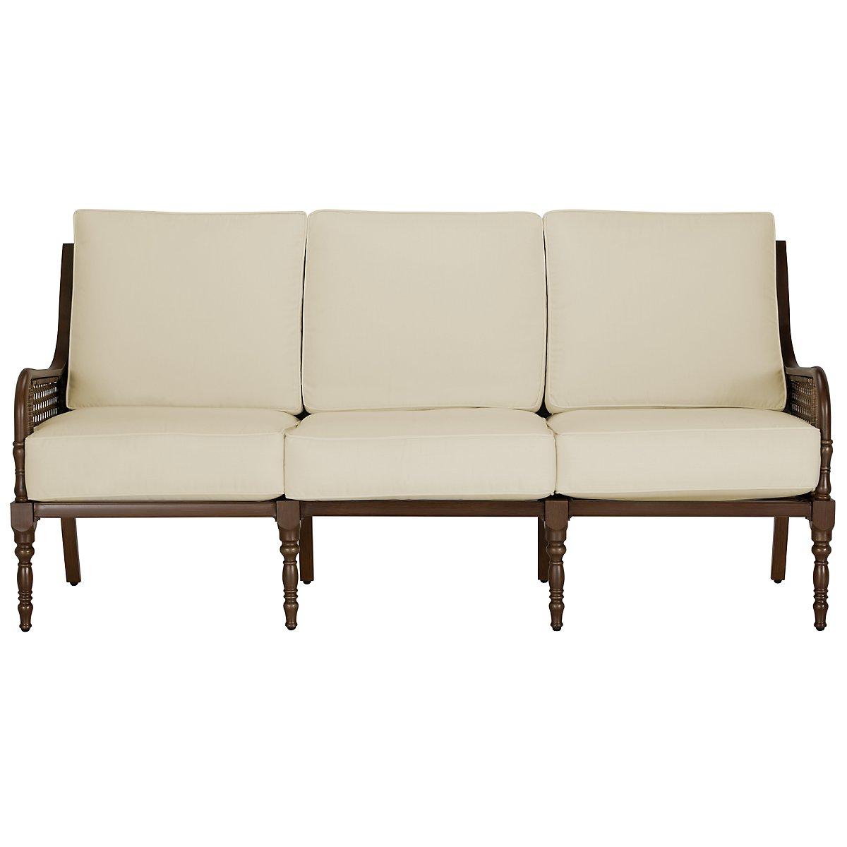 Tradewinds Dark Tone Sofa