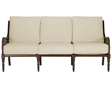 Tradewinds Dark Tone Sofa