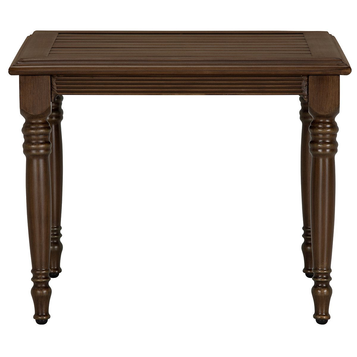 Tradewinds Dark Tone End Table