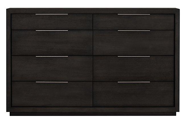 Madden Dark Tone Wood Dresser