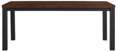 Gabe Dark Tone Rectangular Table