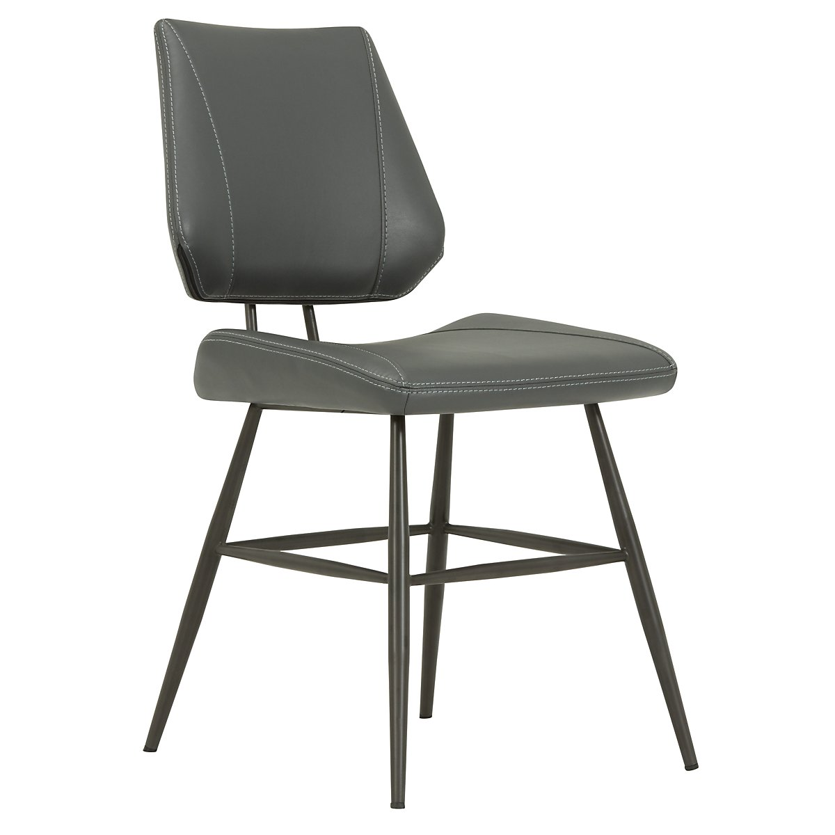 Gunnar Gray Upholstered Side Chair