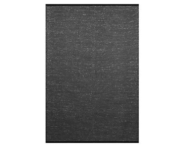 Sparkle Dark Gray 8X10 Area Rug