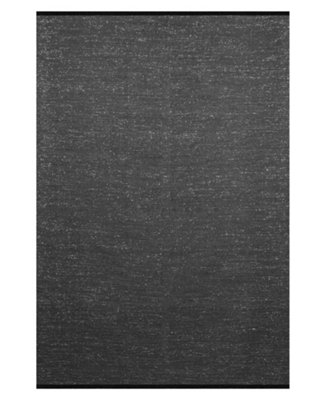 Sparkle Dark Gray 8X10 Area Rug