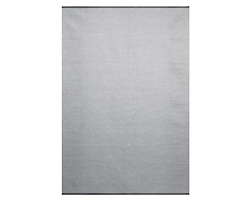 Sparkle White 8X10 Area Rug