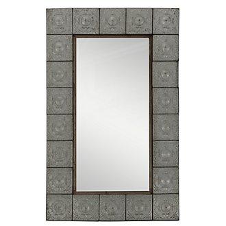 Ashby Metal Mirror