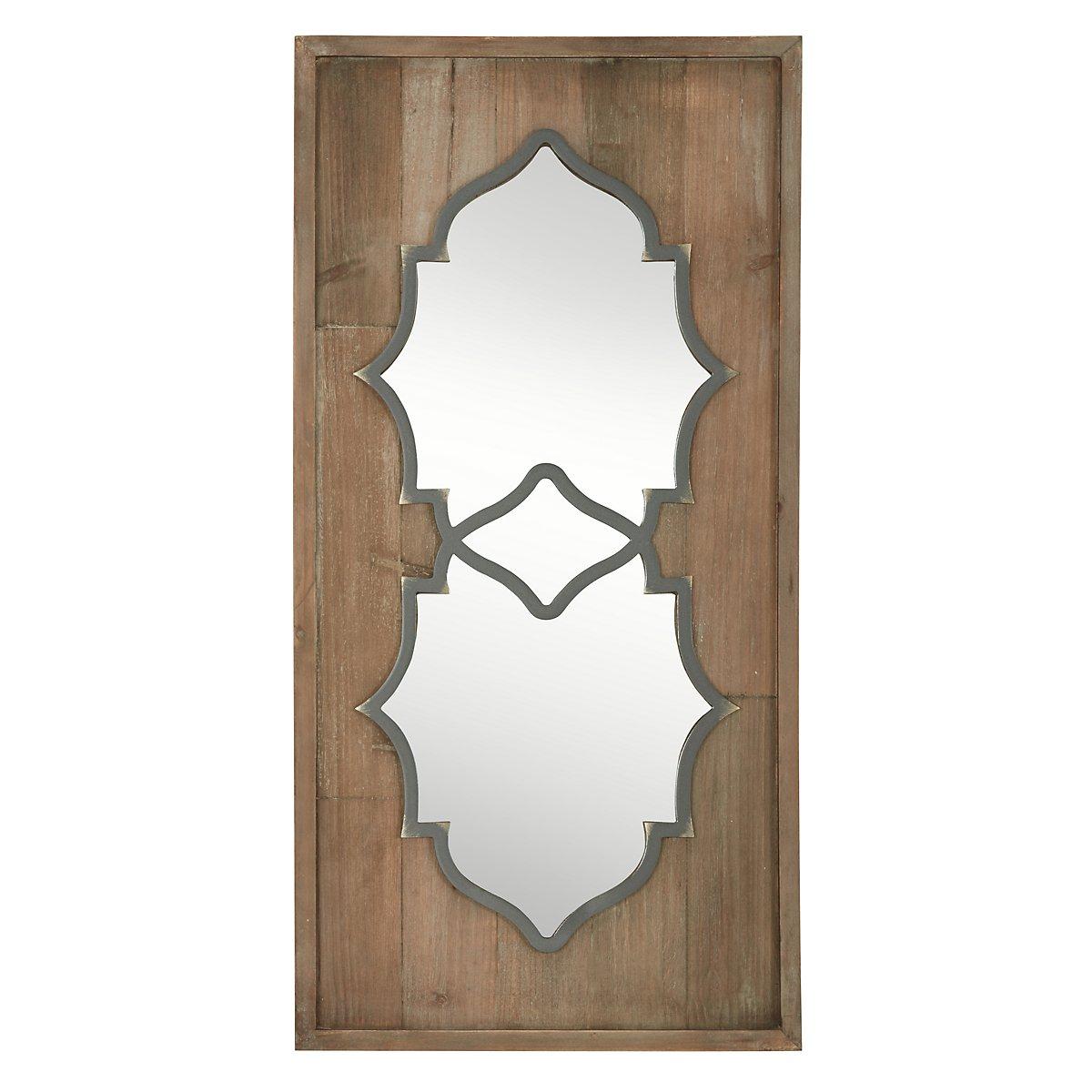 Nadia Wood Mirror
