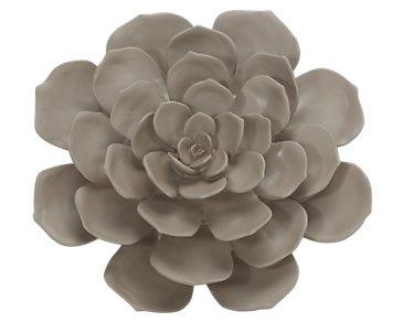 Floral Beige Medium Wall Art