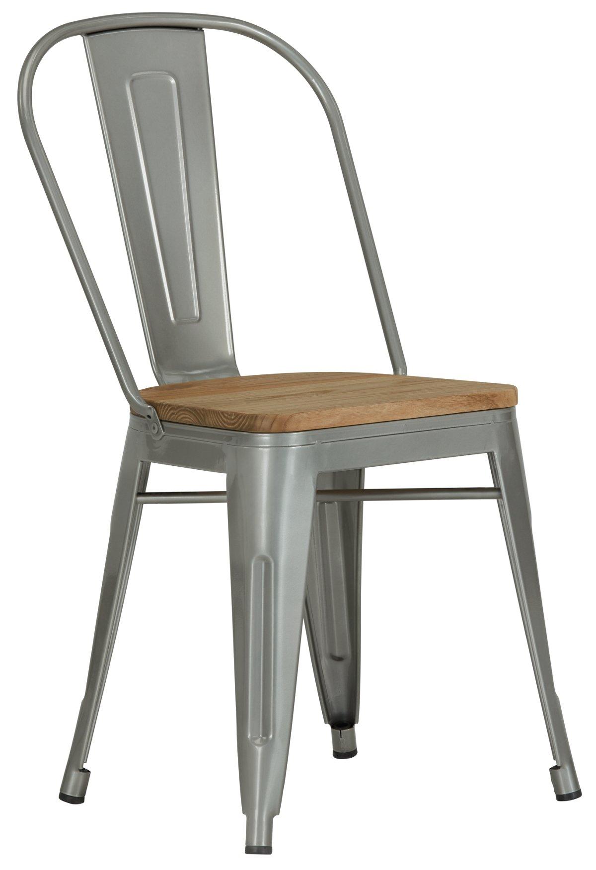 Huntley Light Tone Wood Wood Side Chair
