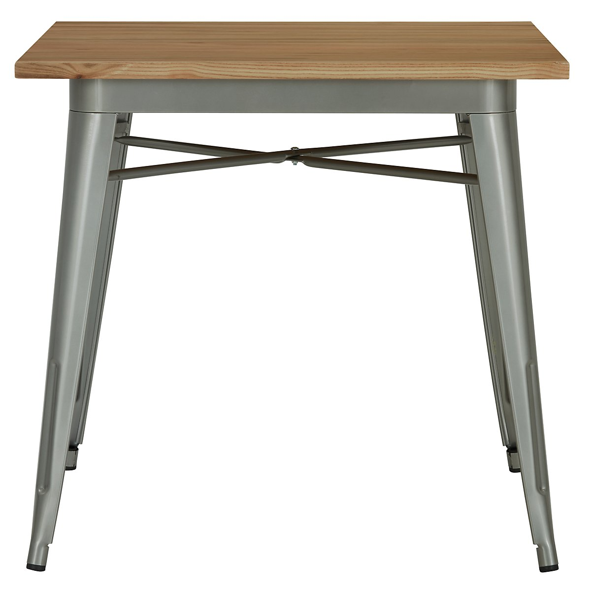 Huntley Light Tone Square Table