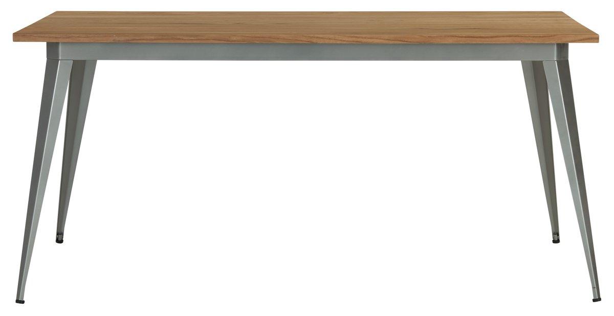 Huntley Light Tone Wood Rectangular Table