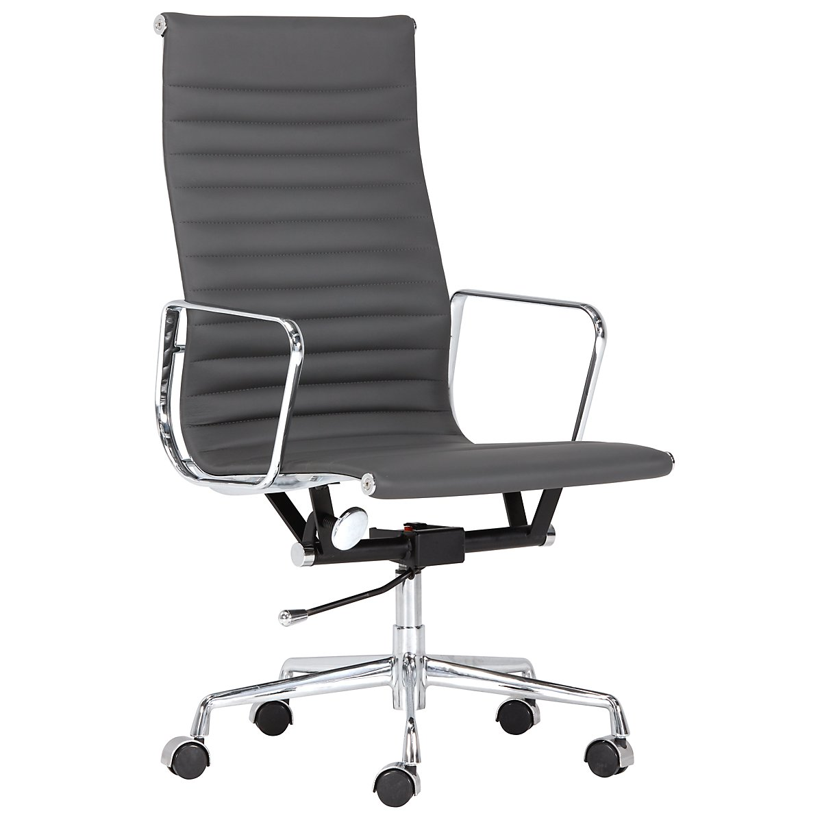 Amos Gray Desk Chair