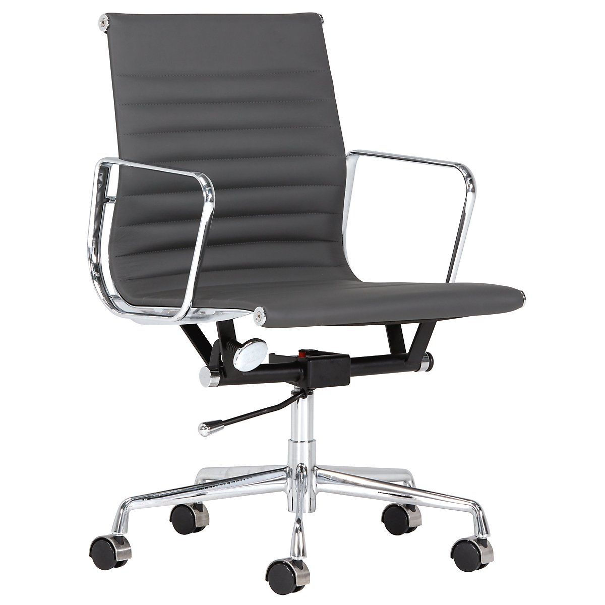 Mateo Gray Desk Chair