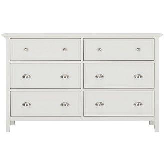 Spencer White Dresser