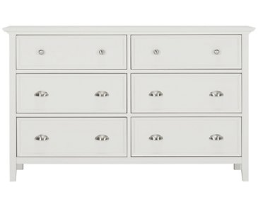 Spencer White Dresser