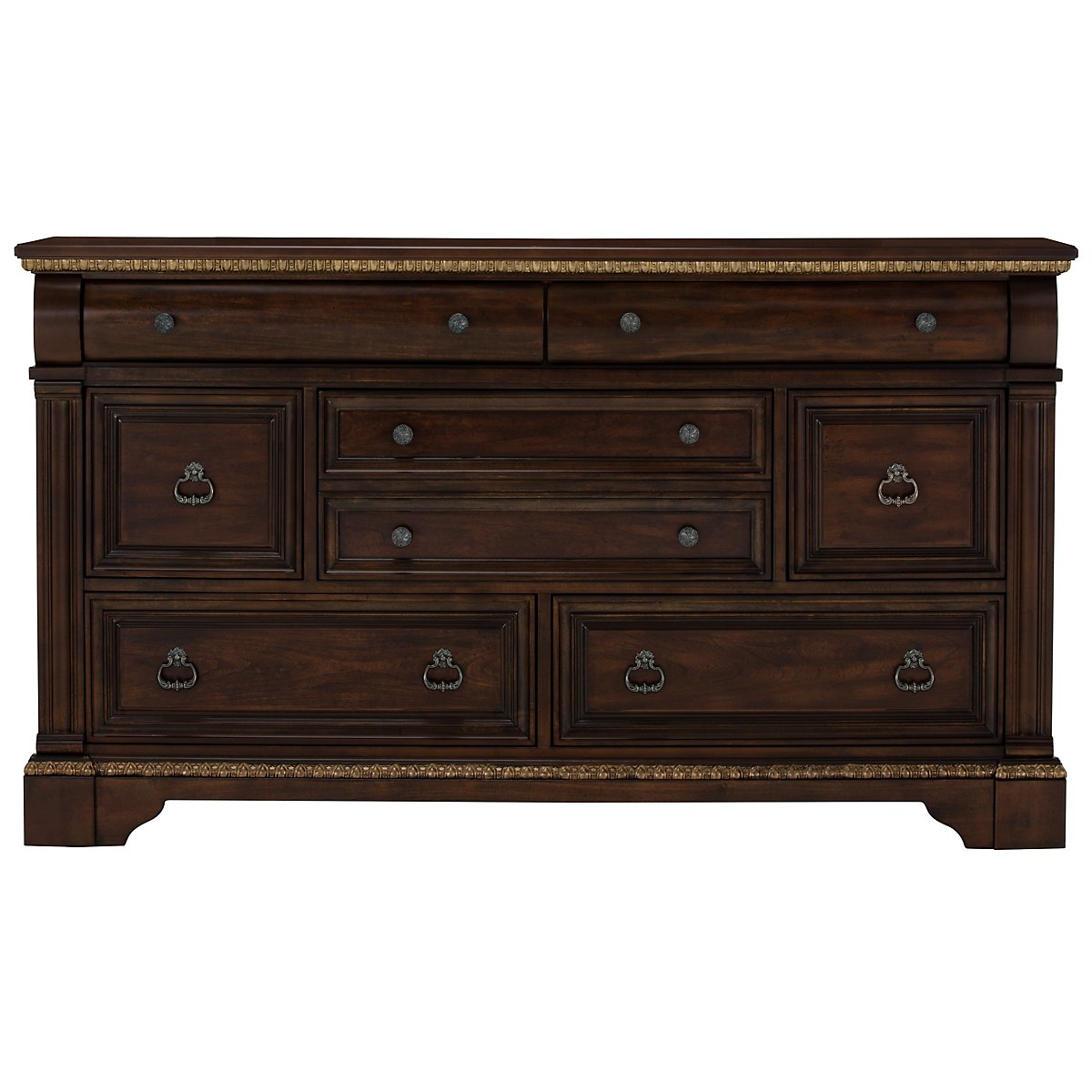 Madrid Dark Tone Dresser