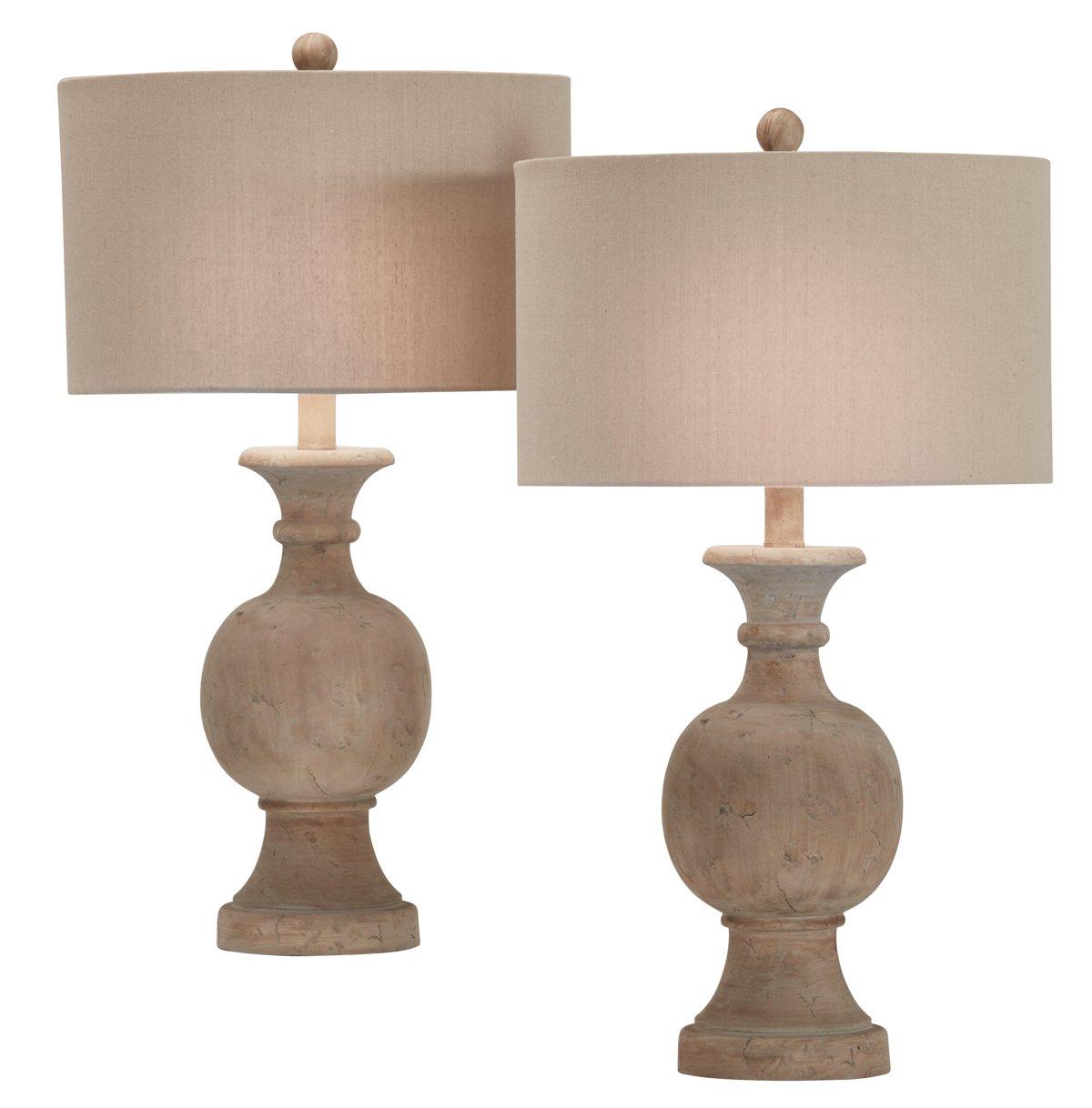 Ellis Taupe Table Lamp