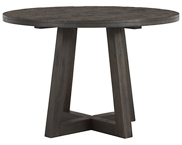 Orson Dark Tone High Dining Table